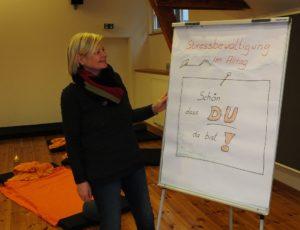 Workshop Stressbewältigung